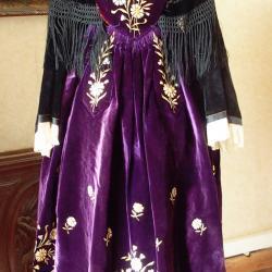 Costume de Vannes 1920 - Vue de face
