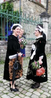 Costumes d'Auray et de Lorient