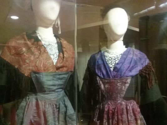 Les plus anciens costumes du Vannetais gallo