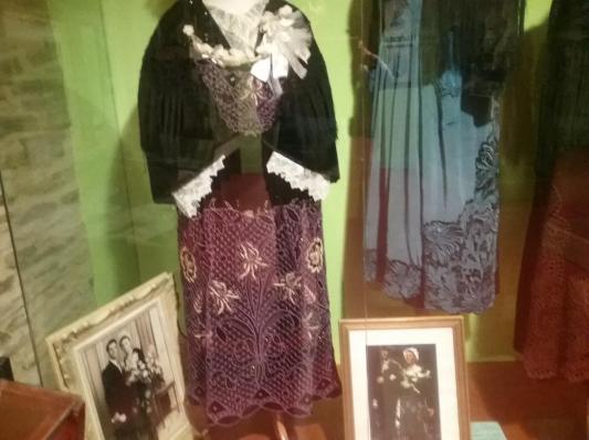 Costume de mariage du Vannetais