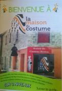 La Maison du costume breton à  Sérent