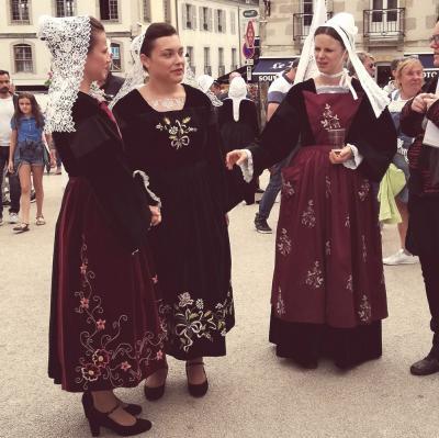 Danseuses de Melrand
