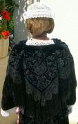 Costume vannetais-gallo  vu de dos
