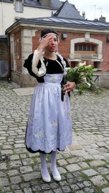 Costume de Cleguerec - Pays Porlet