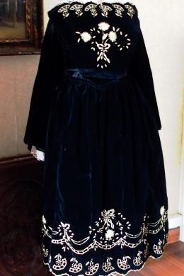 Costume région Auray ou Pontivy