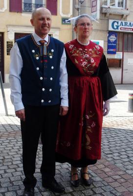 Couple en portrait belle lorientaise