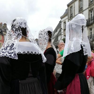 Danseuses de Melrand en Kornek