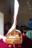 Le bateau dalc h mat