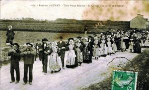 Noces en pays d auray 1909