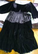 Robe costume breton auray de dos